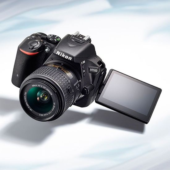 Picture of Nikon D5500 DSLR